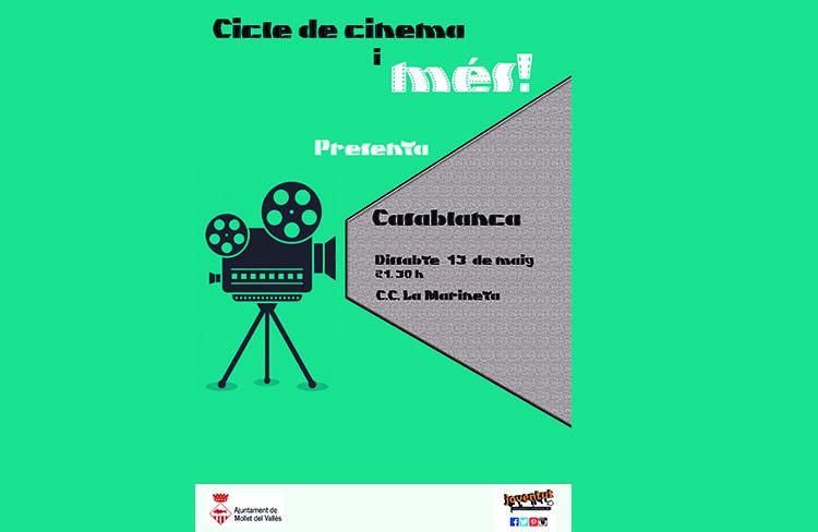 Cicle de cinema i més  @ CC La Marineta   | Mollet del Vallès | Catalunya | Espanya