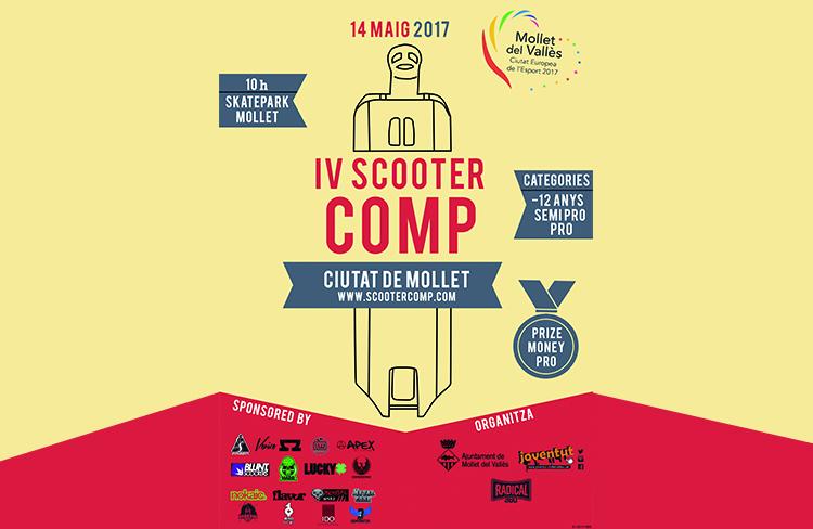 Scooter comp ciutat de Mollet  @ Skate Park  | Mollet del Vallès | Catalunya | Espanya
