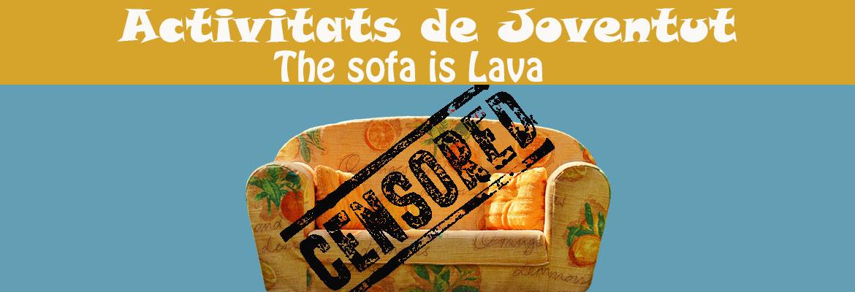 baner sofa is lava