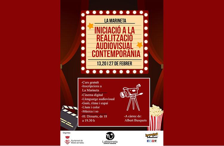 Producció audivisual  @ CC La Marineta   | Mollet del Vallès | Catalunya | Espanya