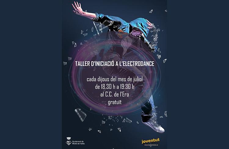 Curs d'iniciació a l'electrodance @ cc de l'Era | Mollet del Vallès | Catalunya | Espanya